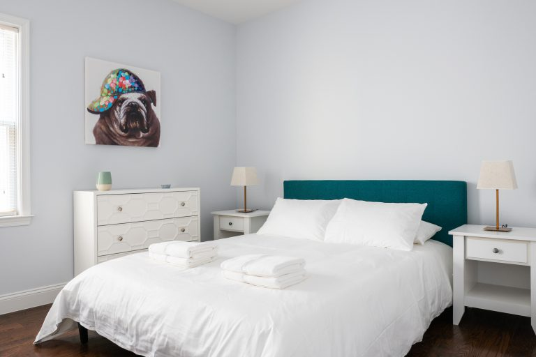 Short Term Rental Guest Room
