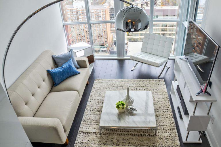 Yorkville living room