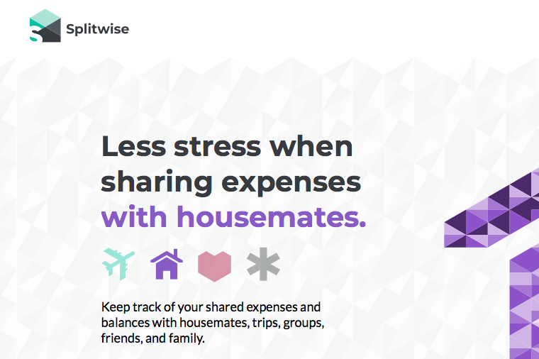 splitwise is an app that helps people calculate and send split payments