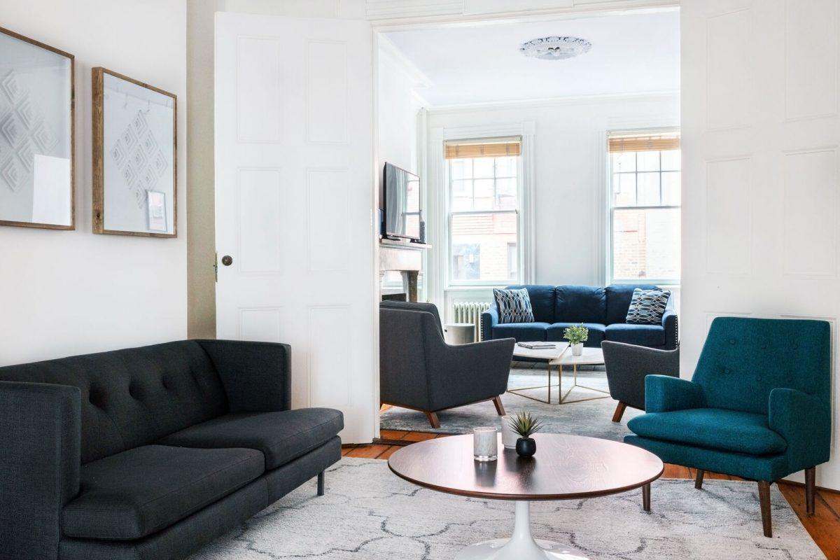 a west village airbnb furnished by Furnishr