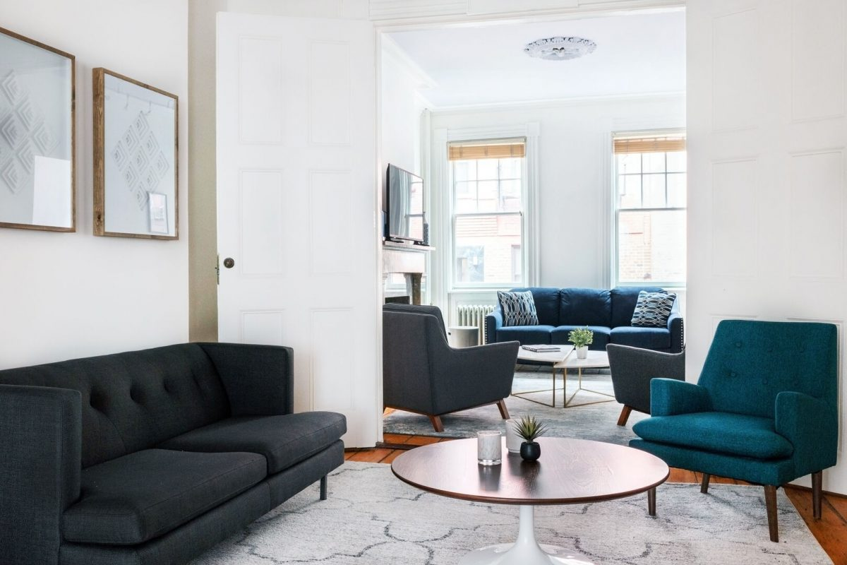 a west village airbnb furnished by Furnishr